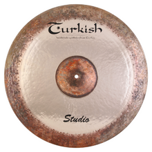 "Turkish Cymbals 20"" Studio Ride"