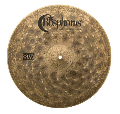 Bosphorus 16-inch Syncopation SW Crash