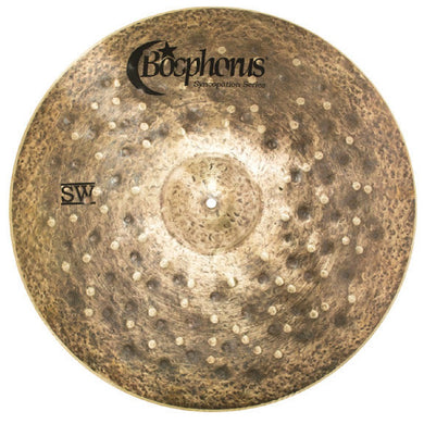 Bosphorus 21-inch Syncopation SW Ride