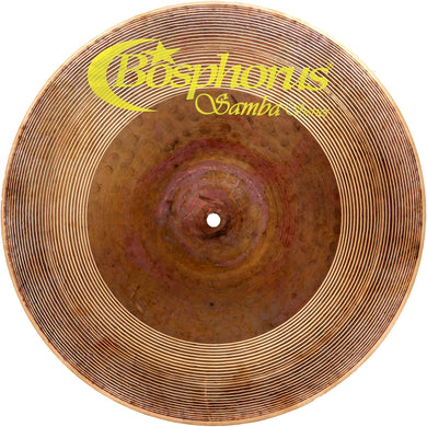 Bosphorus 22-inch Samba Thin Ride