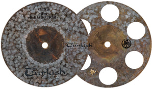 "Turkish Cymbals 8"" Jarrod Cagwin Toprak Mini Hi-Hat"