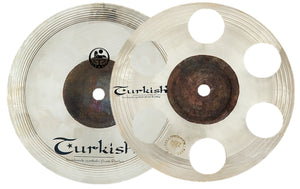 "Turkish Cymbals 7"" Jarrod Cagwin Tüy Mini Hi-Hat"