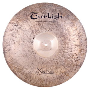 "Turkish Cymbals 22"" Xanthos Cast Ride"