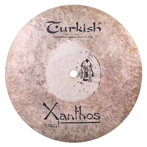 "Turkish Cymbals 10"" Xanthos Cast Splash"