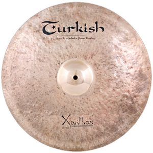 "Turkish Cymbals 15"" Xanthos Cast Crash"