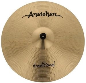 "Anatolian 22"" Traditional Thin Ride"