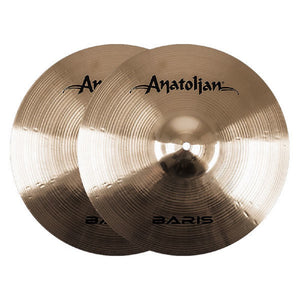 "Anatolian 14"" Baris Power Hi-Hat"