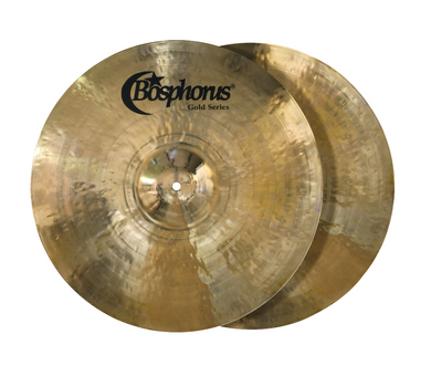 Bosphorus 14-inch Gold Hi-Hat