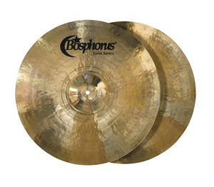 Bosphorus 15-inch Gold Hi-Hat