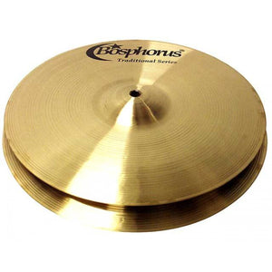 Bosphorus 15-inch Traditional Hi-Hat Bright