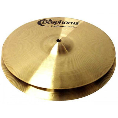 Bosphorus 15-inch Traditional Hi-Hat Dark