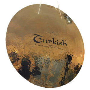 "Turkish Cymbals 16"" Brilliant Gong"