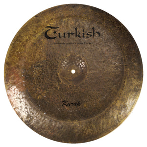 "Turkish Cymbals 14"" Kurak China"