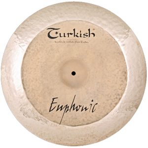 "Turkish Cymbals 20"" Euphonic China"
