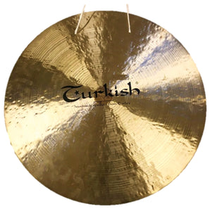 "Turkish Cymbals 21"" Classic Gong"