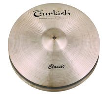 Turkish Cymbals 13-inch Classic Hi-Hat Medium