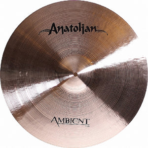 "Anatolian 18"" Ambient Medium Crash"