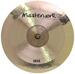 "Masterwork 21"" Iris Thin Crash"