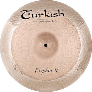 "Turkish Cymbals 17"" Euphonic Crash"