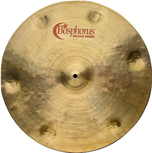 Bosphorus 20-inch Groove Dirty Crash