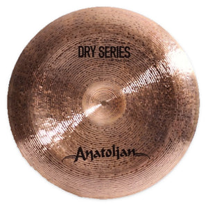 "Anatolian 20"" Dry China"