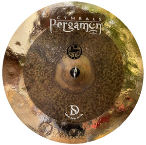 "Pergamon 20"" Dual Sensitivity Ride"