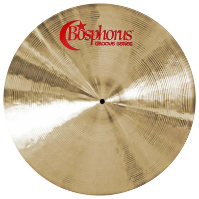 Bosphorus 18-inch Groove Crash