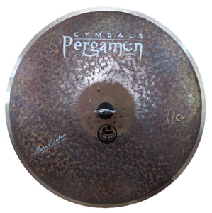 "Pergamon 18"" Hakan Fidan Master Crash"