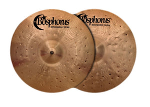 Bosphorus 13-inch Syncopation Hi-Hat