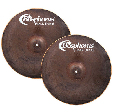 Bosphorus 16-inch Black Pearl Hi-Hat