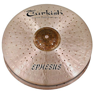 "Turkish Cymbals 14"" Ephesus Hi-Hat"