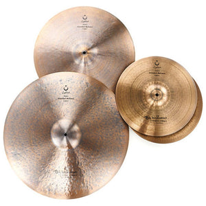 Istanbul Mehmet Tony Williams Tribute Cymbal Set ( TW-HH14 / TW-C18 / TW-R22 )