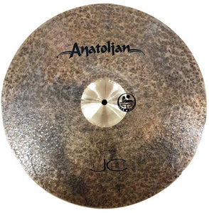 "Anatolian 22"" JC Brown Sugar Ride"