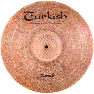 "Turkish Cymbals 18"" Kurak Crash"