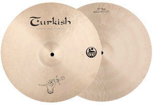 "Turkish Cymbals 15"" Lale Kardes Hi-Hat"