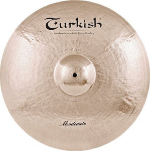 "Turkish Cymbals 16"" Moderate Crash"