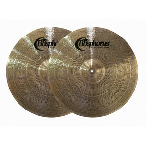 Bosphorus 13-inch New Orleans Hi-Hat