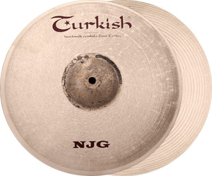 "Turkish Cymbals 13"" NJG Hi-Hat"