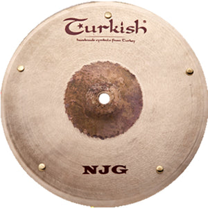 "Turkish Cymbals 9"" NJG Sizzle Splash"