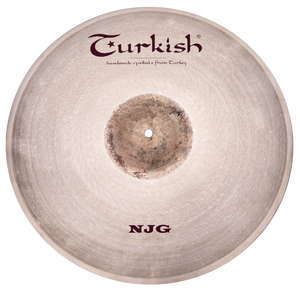 "Turkish Cymbals 17"" NJG Crash"