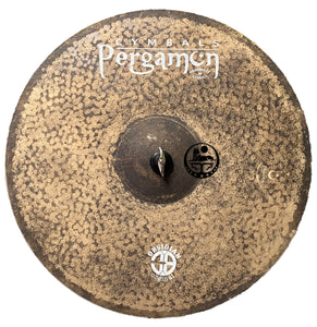 "Pergamon 22"" Obsidian Ride"