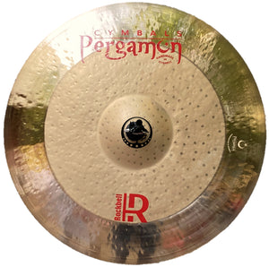 "Pergamon 19"" Rockbell Crash"