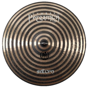 "Pergamon 18"" Saturn Crash"