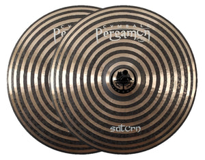 "Pergamon 14"" Saturn Hi-Hat"