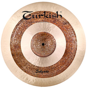 "Turkish Cymbals 15"" Sehzade Crash"