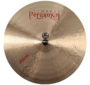 "Pergamon 22"" Sidarta Crash"