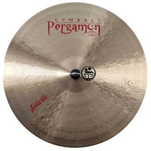 "Pergamon 24"" Sidarta Crash-Ride"