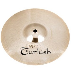 "Turkish Cymbals 12"" Rock Beat Splash"