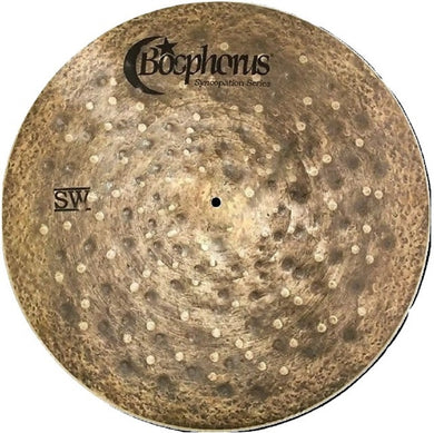 Bosphorus 19-inch Syncopation SW Flat Ride