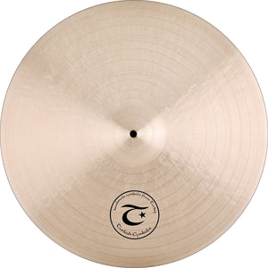"Turkish Cymbals 24"" Vintage Soul Ride"
